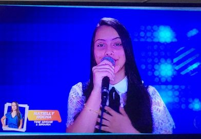 Cantora piauiense é desclassificada do The Voice Kids